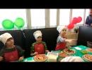 Мастер класс для детей готовим пиццу c Papa Johns Папа Джонс