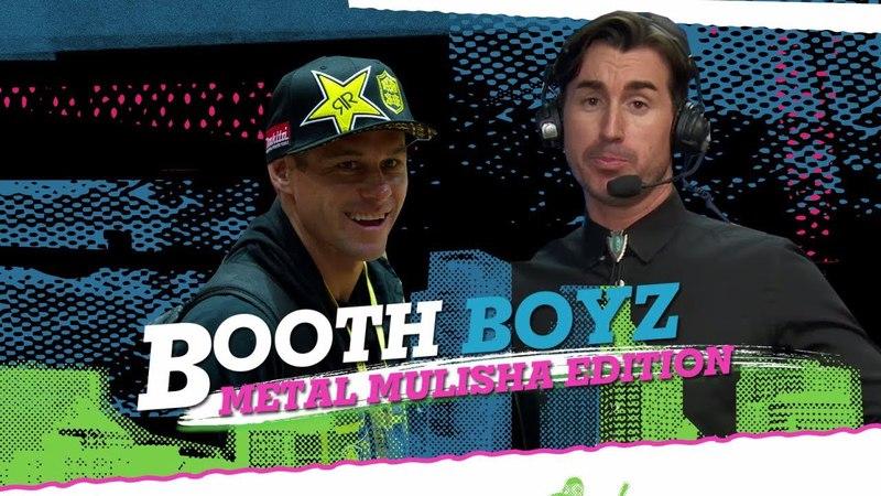 Booth Boyz Brian Deegan - Bloodline | World of X Games