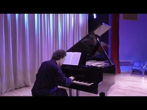 K.Alexeev. Mozart-K.Alexeev. Transcription of 2 and 3 mov. of Mozart Concert KV.488 for piano solo