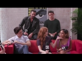 Riverdale Cast on Season 3, Character Deaths  More! _ Comic-Con 2018 _ MTV