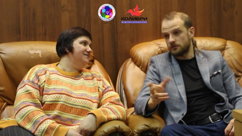 Психолог Наталья Соромотина в гостях у digital агентства КОЛИБРИ
