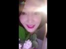 [V LIVE] 한아름 ∕ 더유닛 콜영상_오전 ver. [Lee Areum ∕ Wake-Up Call Ver.]