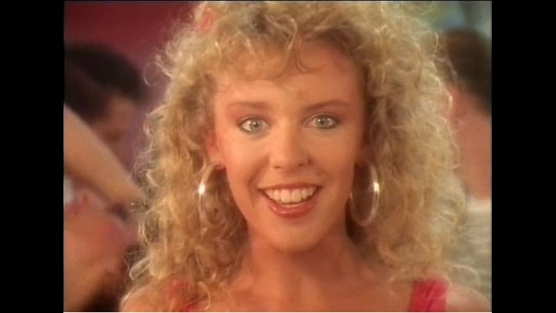 Kylie Minogue - Locomotion (Australian Version) (1987)