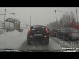 Новые Записи с Авто Видеорегистратора за 01.02.2018 VIDEO № 825