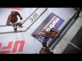 EA Sports UFC 3 Knockouts!