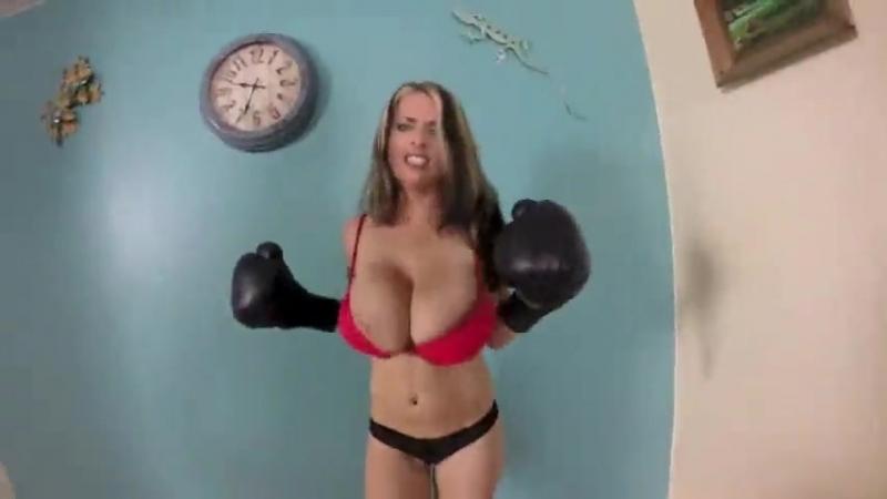 Goldie Blair POV Boob boxed