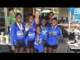 Русская чемпионка тренирует на Ямайке