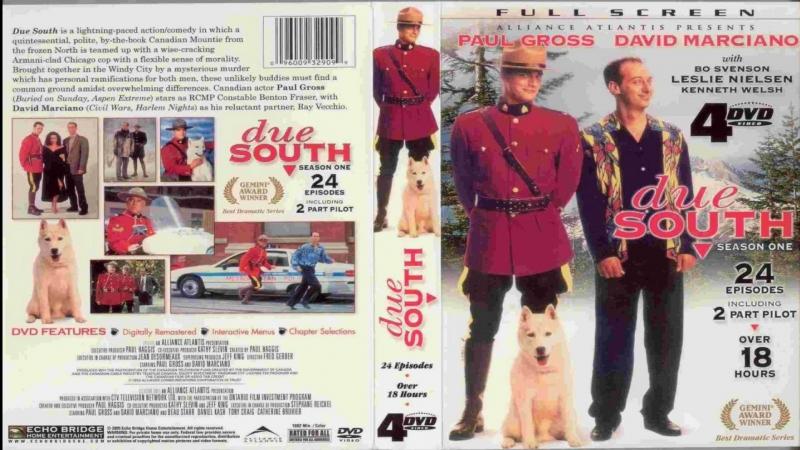Строго на Юг (1 сезон 0 серия) / Due South (1994)
