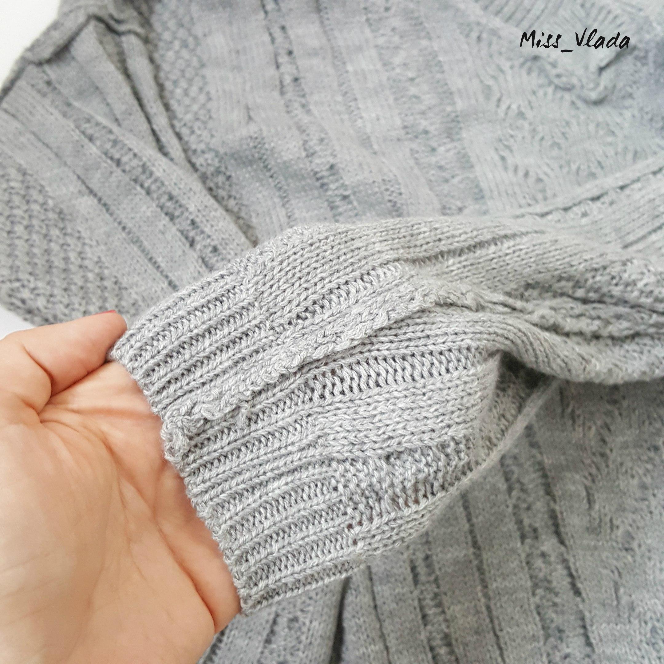 Отличный свитерок от mix wind