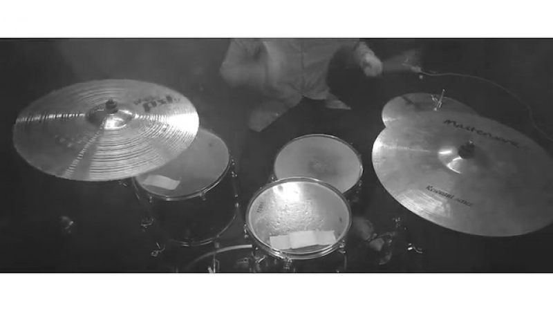 Скриптонит - Цепи (feat. 104) (Drum Cover by IZ) from IZ Rabbit on Vimeo.mp4