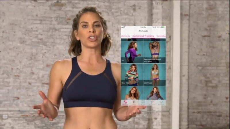 Jillian Michaels on Why January is the Time to Start Exercising and Use her App