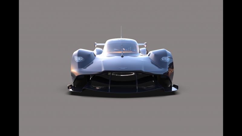 Aston Martin AM-RB 001 3d SUBJECT