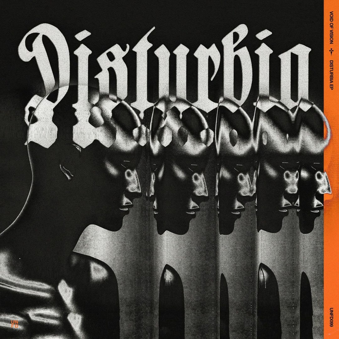 Void Of Vision - Disturbia [EP] (2017)
