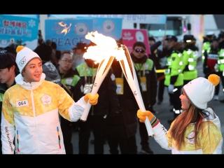 Ambassador Jang Keun Suk ❄ PyeongChang2018