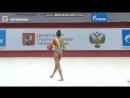 Гран-При 2018, Москва Квалификация Дина Аверина / Мяч