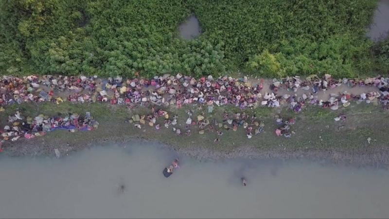 В мире растет число беженцев