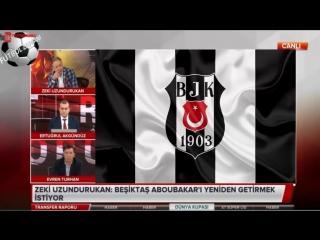 BEŞİKTAŞ Transfer Raporu ¦ Ben Arfa, Aboubakar, Fernandez Yorumları 21 Haziran 2018