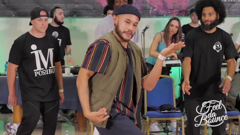 Judge Demo Batalla CL / Martha / Mamson / Salomon / Tomi Fly / Xak / Feel da Bounce Vol. 9
