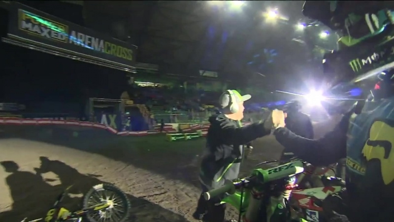 The Power Maxed Arenacross Tour Pro Final [Round 2] Newcastle
