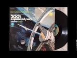 2001 A Space Odyssey Soundtrack (Vinyl Rip)