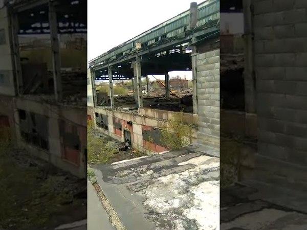 Шумный снос здания вселил панику в красноярцев