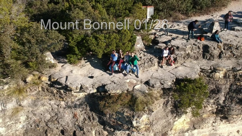 Texas panorama, Mount Bonnell