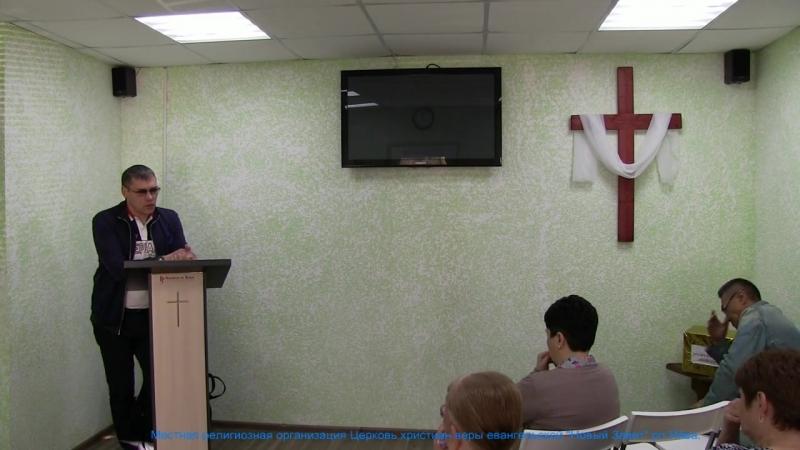 Служение 25 05 17г рп Яйва Свидетельства Леонид Семиколенов и Вадим Китаец Л