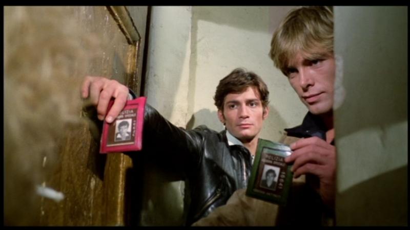 «Живи как полицейский, умри как мужчина» (1976) - триллер. Руджеро Деодато