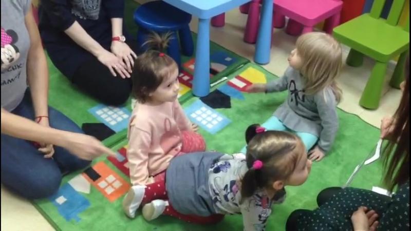 Раннее развитие малышей. Для деток 2-3 лет.