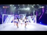 Kim So Hee - SobokSobok @ The Show 171114