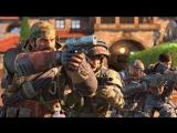 Официальный ролик сетевой игры Call of Duty: Black Ops 4