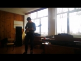 The lost song bass guitar + back sound
