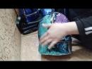 Женский рюкзак искусств кожа двойная пайетка .