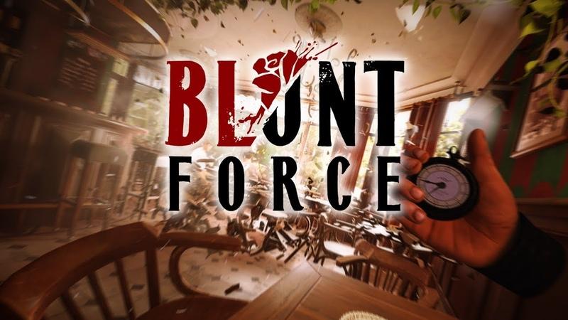 BLUNT FORCE 🌹 VR Game Teaser