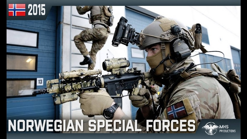 Norwegian Special Forces   Prepare for Tomorrow's Threats, Today