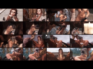 Skyrim immersive porn - episode 8 (the elder scrolls sex)