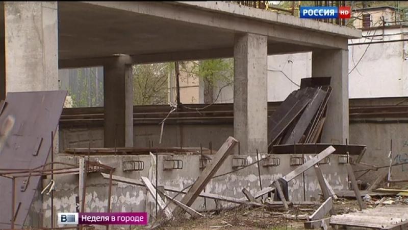 Вести Москва • Недострой вместо роскошных апартаментов