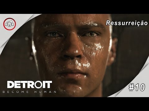 Detroit become human, Ressurreição Gameplay 10 PT-8R