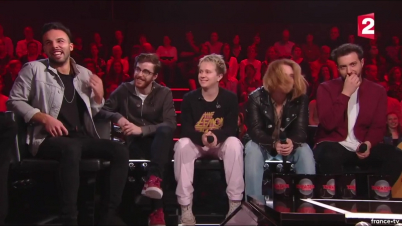 Nothing But Thieves interview [Taratata France]