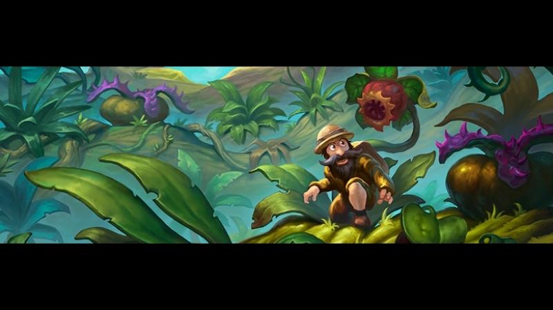 Экспедиция в Унгоро - 3 серия Дары Лесов
