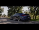 KW DLC Air Suspension with iPhone App Installed Demo Porsche Panamera