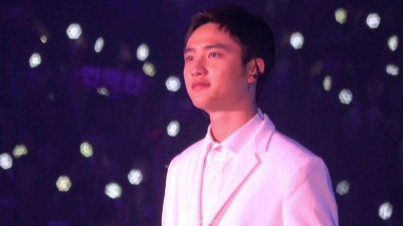 180602 EXO(엑소)-기억을 걷는 밤 Walk On Memories(D.O. focus)@The EℓyXiOn in Hongkong Day1[fancam]