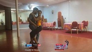 #kompa Dance Practice..... Claudel & Chicaju...