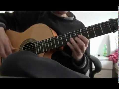 Alex Fox - Guitar on Fire (Cover by Alex Maisuradze)