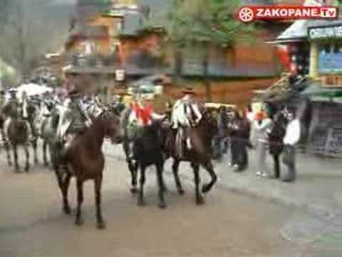Zakopane 3 May 2008 Parade