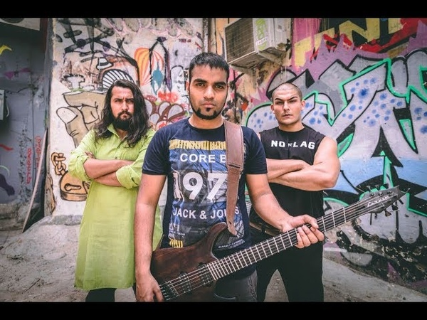 INDIAN STREET METAL (Ari Ari ft. Raoul Kerr) - Bloodywood