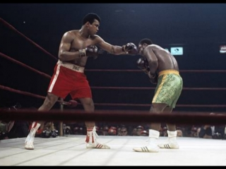 Джо Фрейзер - Мохаммед Али - 1 Muhammad Ali - Joe Frazier 1