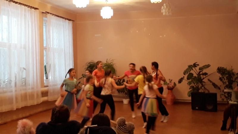 группа Шоу-Денс и СОЗВЕЗДИЕ танец