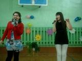 Встреча с выпускниками школы. 2011 г.