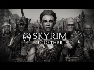 Skyrim Together - Синхронизация верховой езды